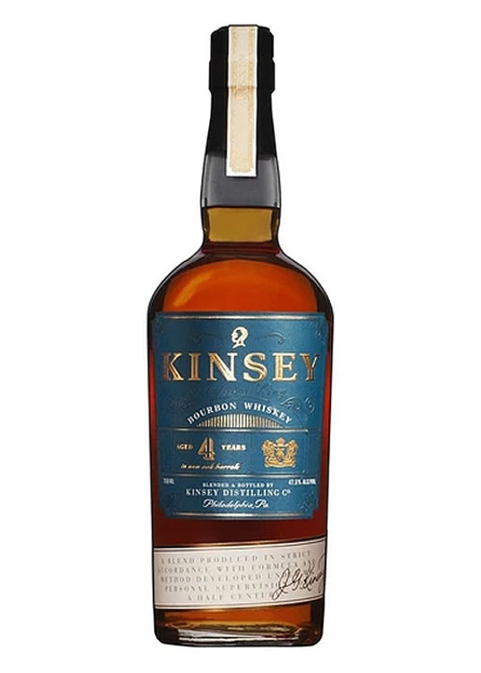 Kinsey 4 Year Bourbon