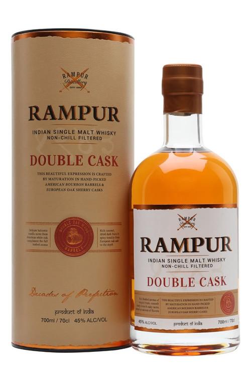 Rampur Double Cask