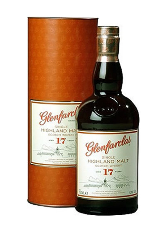 Glenfarclas 17 Years Old
