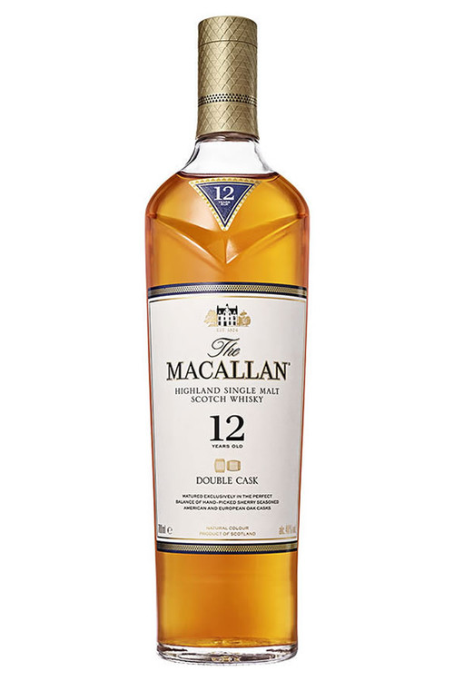 Macallan 12 Year Double Cask