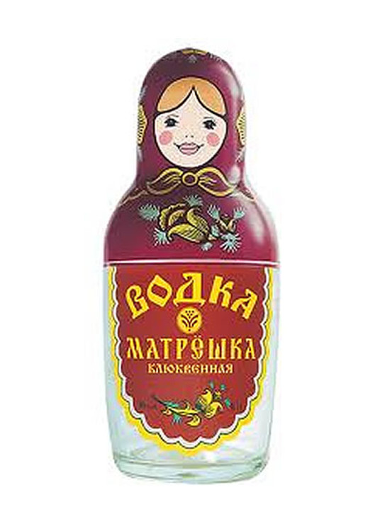 Matrioshka Cranberry