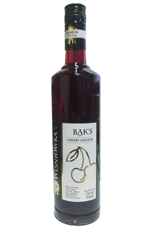 Bak's Wisniowka Cherry Liqueur