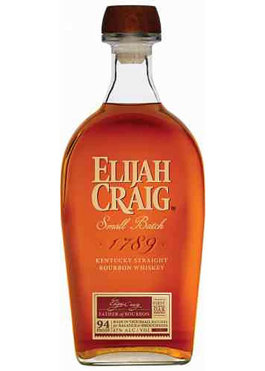 Elijah Craig Small Batch Bourbon Whisky