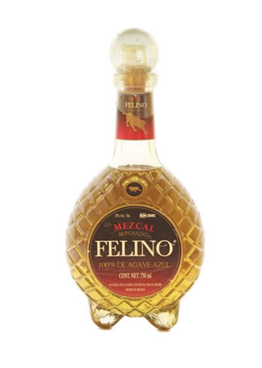 Felino Reposado Mezcal 750ML