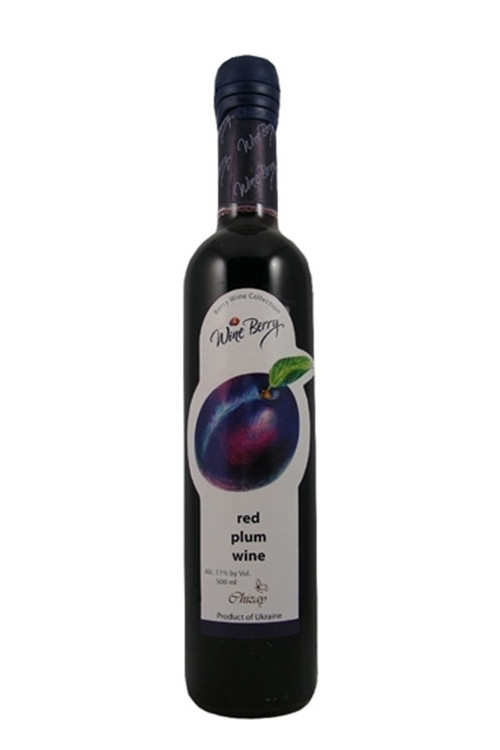 Chizay Red Plum Wine