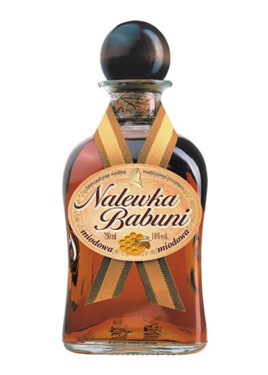 Nalewka Babuni Honey