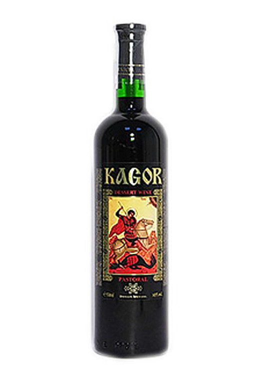 Pastoral Kagor Red Wine