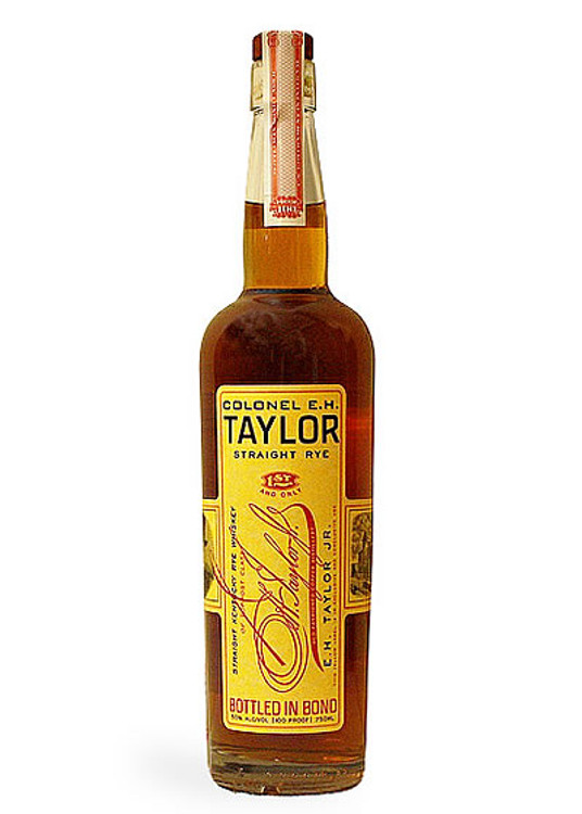 Colonel E.H. Taylor, Jr. Straight Rye
