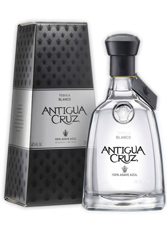 Antigua Cruz Blanco