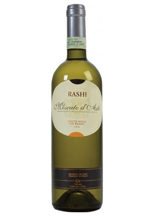 Rashi Moscato d'Asti