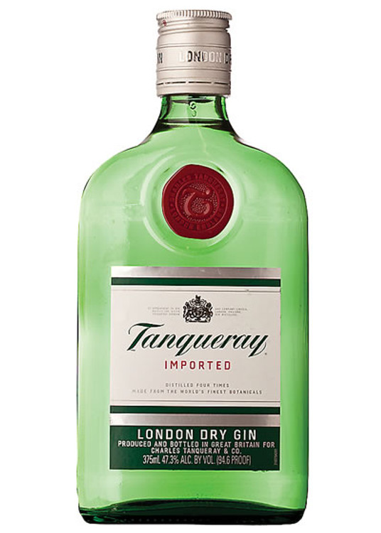 Tanqueray Gin 375ml Liquor Barn