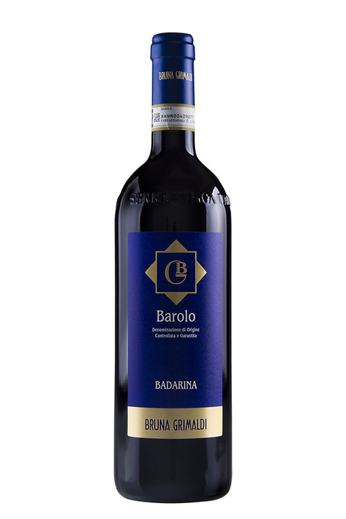 Bruna Grimaldi Barolo Badarina Serralunga d'Alba - 2006