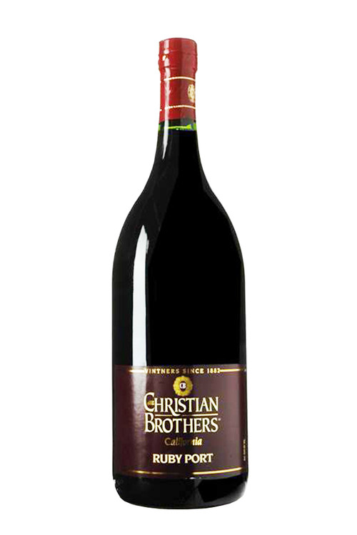 Christian Brothers Ruby Port 1.5L