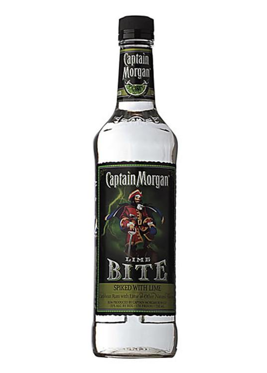 Captain Morgan Lime Bite 750