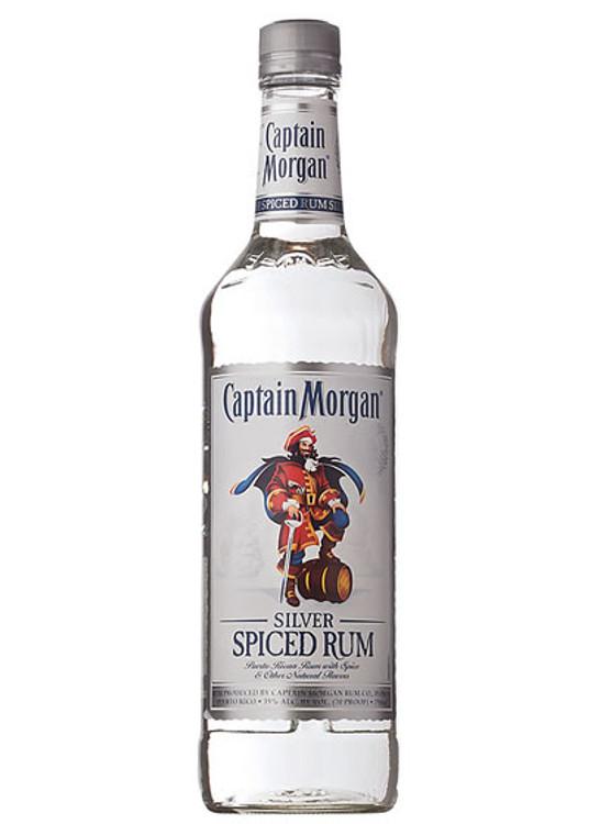 Captain Morgan Silver 750