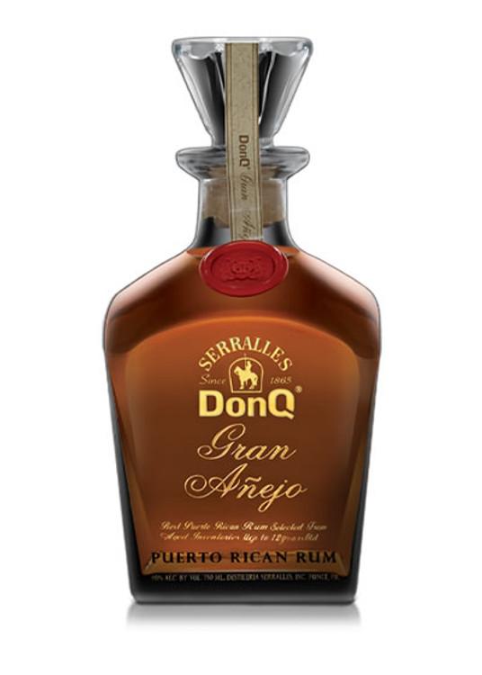 Donq Gran Anejo Rum 750