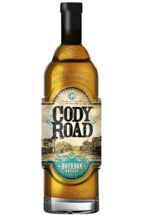 Mississippi River Distilling Company Cody Road Bourbon