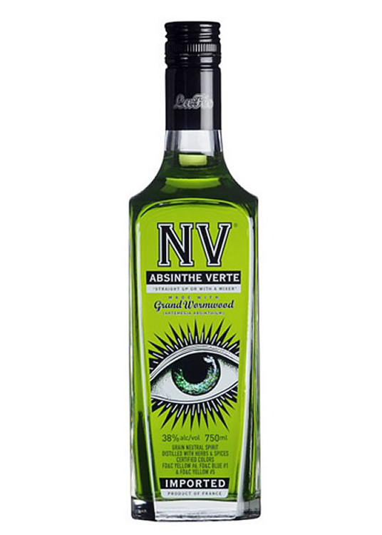 La Fee NV Absinthe Verte 750ML
