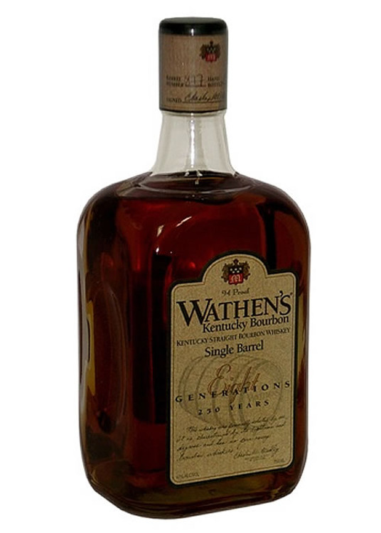 Wathens Single Barrel Bourbon