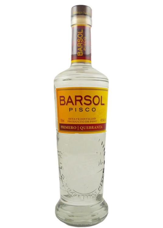 Barsol Pisco Quebranta