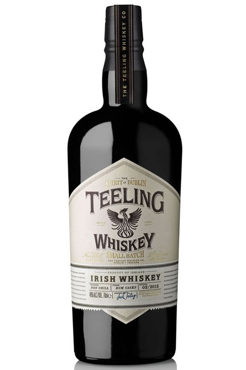 Teeling Irish Whiskey Rum Cask