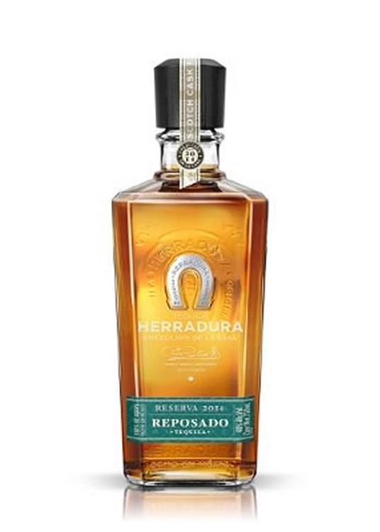 Herradura Coleccion De La Casa Reposado Scotch Cask