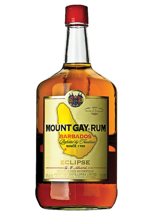 Mount Gay Eclipse Rum 1 75l Liquor Barn