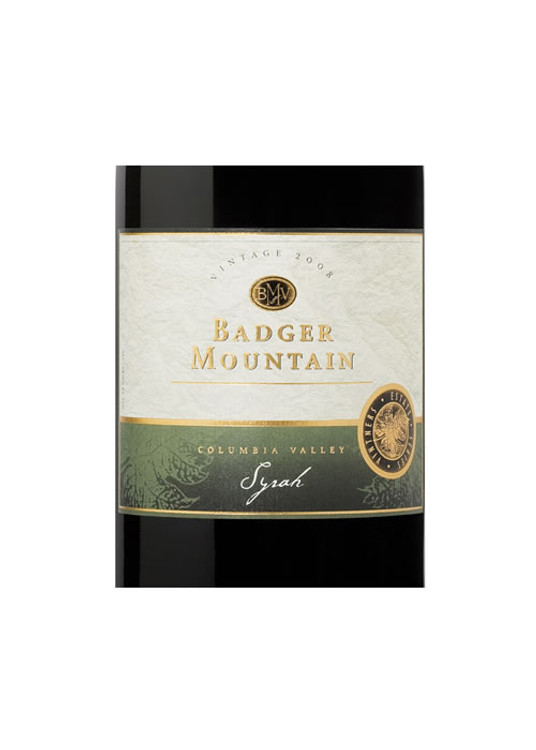 Badger Mountain Shiraz