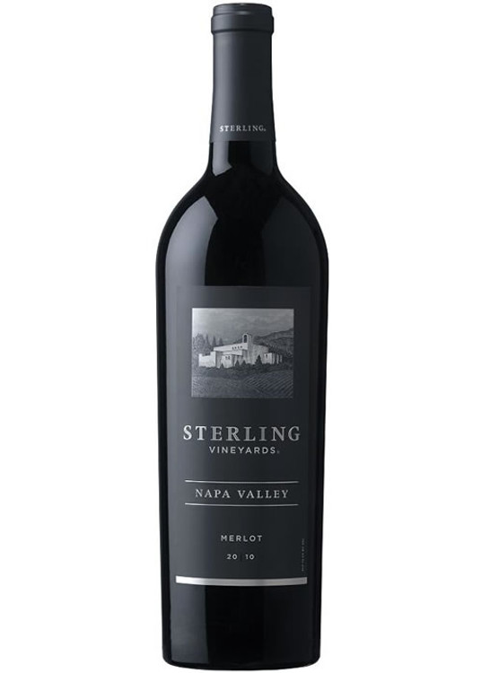 Sterling Vineyards Merlot Napa
