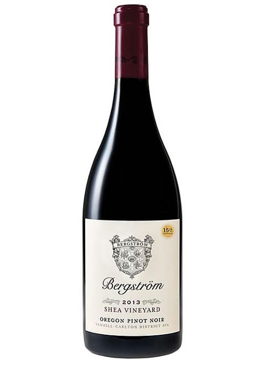 Bergstrom Pinot Noir Shea Vineyard