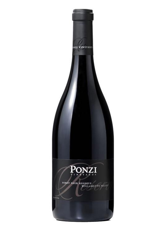 Ponzi Vineyards Reserve Pinot Noir