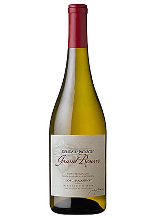 Kendall Jackson Grand Reserve Chardonnay