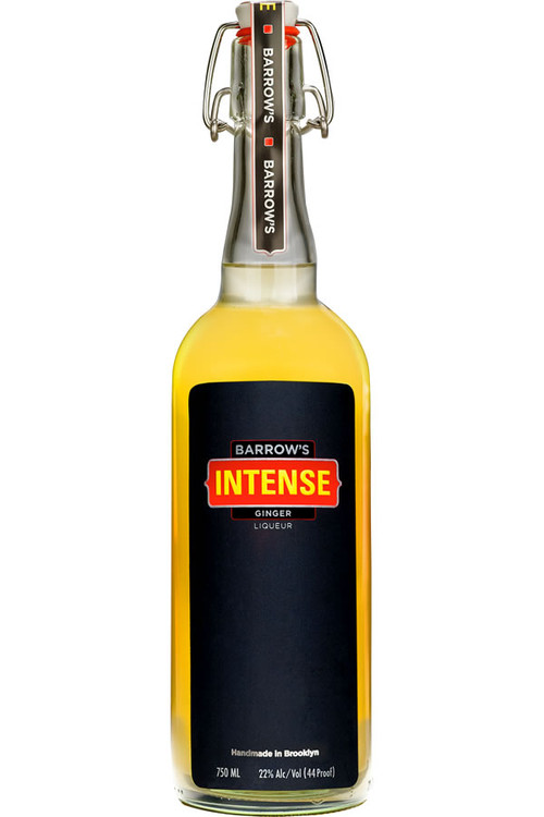 Barrows Intense Ginger Liqueur