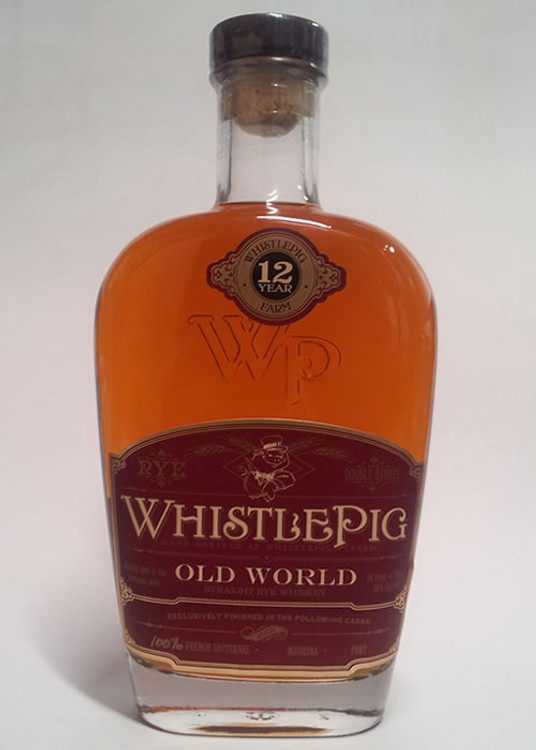 WhistlePig Old World Sauternes Finish