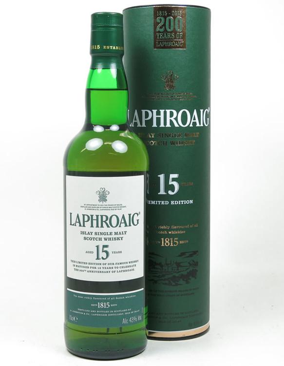 Laphroaig 15 Year