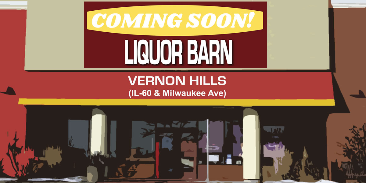Liquor Barn Vernon Hills Coming Soon