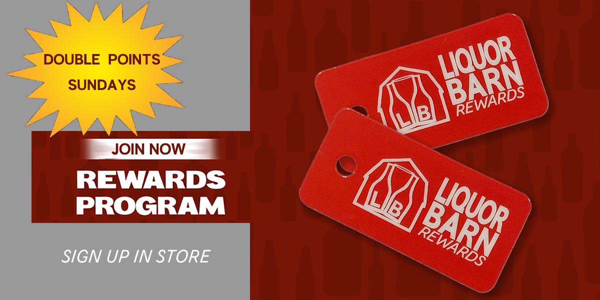 Liquor Barn Rewards Program