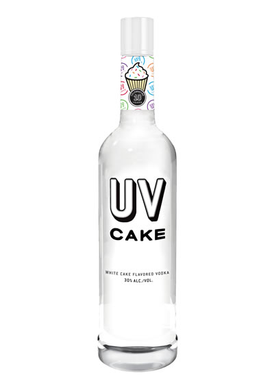 Groovy Uv Cake 750Ml Liquor Barn Personalised Birthday Cards Veneteletsinfo