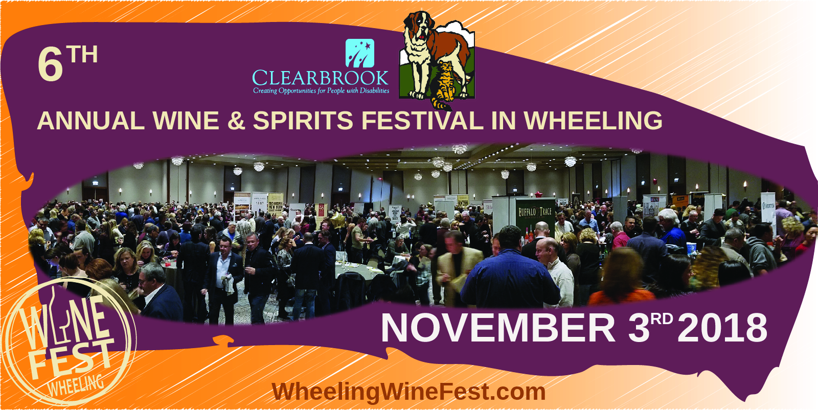 Wheeling Wine & Spirits Festival