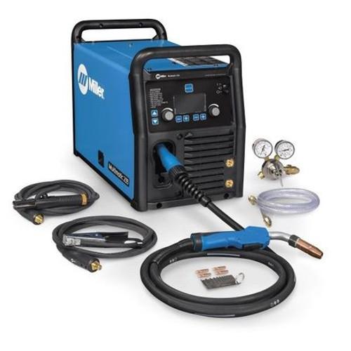 Miller Multimatic® 235 Multiprocess Welder, 240V (907780)