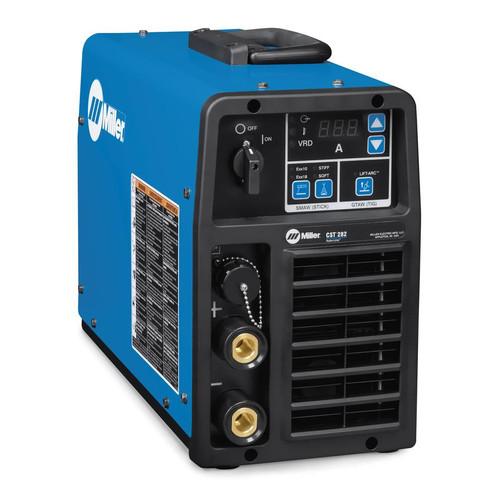 Miller CST™ 282 Stick/TIG, 208-575V, Tweco (907770)