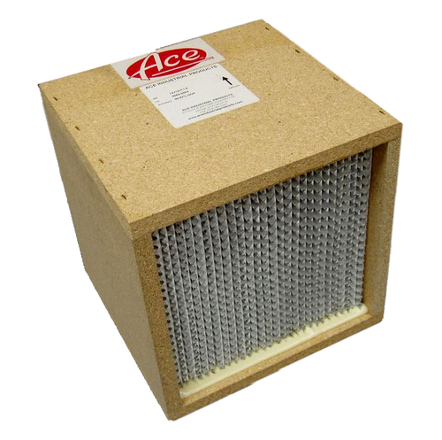 ACE HEPA Main Filter for Portable Extractors. Fits all Ace Portable Extractors 73-100M, 73-200G, 73-200M, 73-201 models