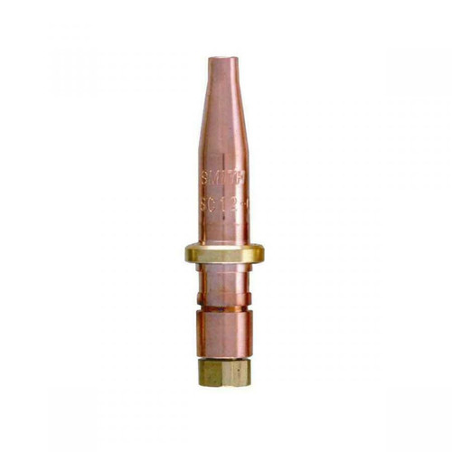 """Smith® SC12-1, HD Acetylene Cutting Tip, Size #1, Cuts to 5/8"""" (16mm)"""