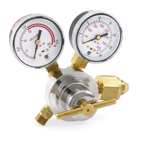 Smith® 30-15-300, MD Acetylene Regulator, 0-15 PSIG