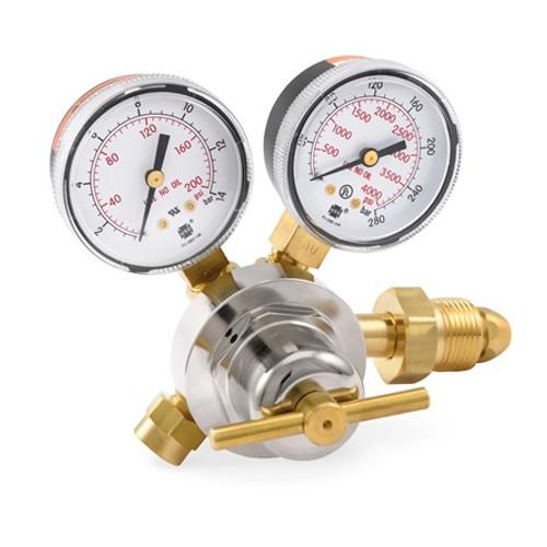 Smith® 30-150-580, MD Argon/Nitrogen Regulator, 0-150 PSIG