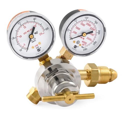 Smith® 31-50-580, Flow Gauge Argon Regulator, 50 SCFH
