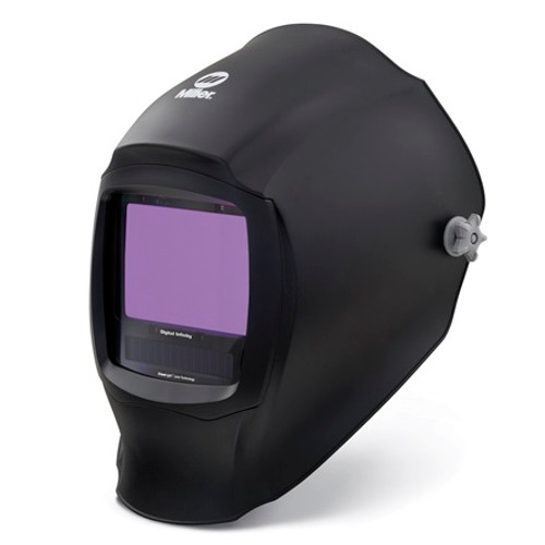 Miller Digital Infinity™ Helmet, Auto-Darkening with ClearLight™ Lens, Black (280045)
