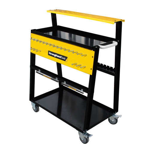 BuildPro® TMC8080, Tool Cart for BuildPro® Clamps and Components