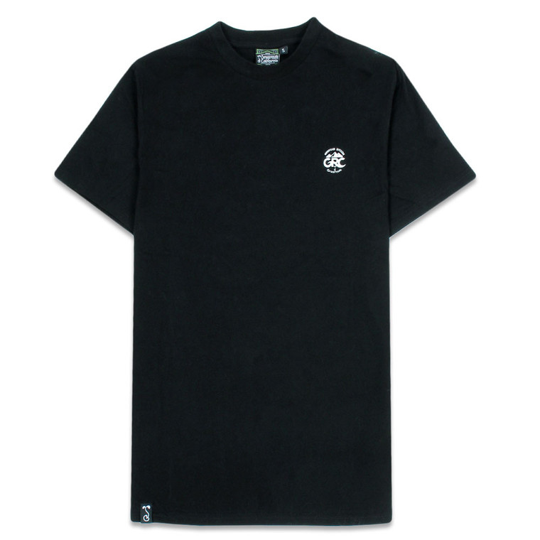 Mountain Division First Tracks Black T-Shirt