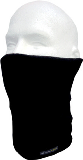 Black - Schampa Double-Layer Neckgaiter